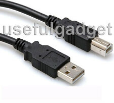 10 FT 10 Feet USB Copier Cable (Type A to Type B) for Canon PC Series Copier