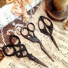 Antique Vintage Style Craft Embroidery Cross Stitch Decoraive Scissors