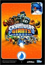 SKYLANDERS GIANTS COLLECTORS CARDS CCG  3/4 Numbers 121 - 155 & Puzzle Cards