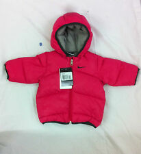 NIKE GIRL INFANT PUFFER COAT sz...3-6M...9-12M...12-18M...18-24M...24-36M...BNWT