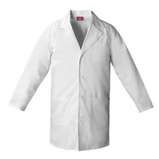 DICKIES UNISEX LAB COAT -83402-(NEW, SIZES XS -2XL)