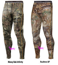 Under Armour Camo Hunting Cold Gear Evolution Legging NWT Mossy Oak; Real Tree