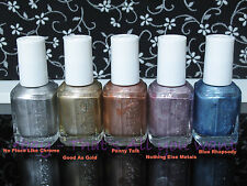 Essie Nail Polish Mirror Metallics 2012 Collection Various Colors Full Size USA
