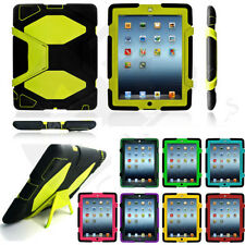Survivor Military Shock Proof Defender Heavy Duty Case Cover for All iPad Models