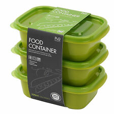 lock & lock E.Z lock food container 3P food storage containers durable material