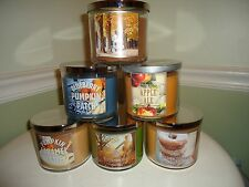 Bath & Body Works 3 Wick Candles ~ You Choose