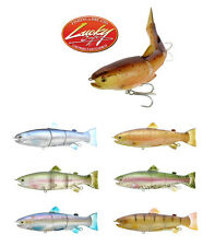 """LUCKY CRAFT REAL CALIFORNIA 200 SUPREME SWIMBAIT 7 7/8"""" (20 CM) select colors"""