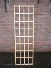 GARDEN TRELLIS VARIOUS SIZES AND DESIGNS SOLID TIMBER FULLY TREATED