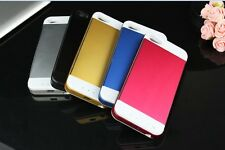 3500mAh Portable External Power Pack Backup Battery Charger Case For iPhone 5 5S