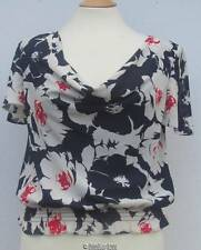 Jacques Vert Blossom Top NEW 12 & 14 RRP £75 then £49
