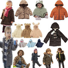 Baby Boy Coat & Girl Winter Jacket- Cape Faux Fur /Snowuit (Infant to Kids 0-6Y