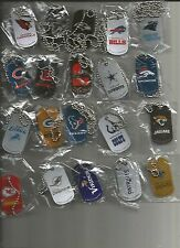NFL Dog Tags all new product for 2013 all teams available