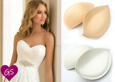Sew in Bra Cups - Perfect for Wedding Dresses & Dress-Making - SIZES A - E Cup
