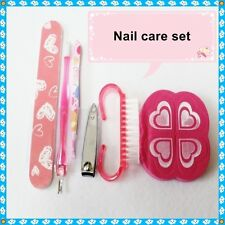 Nail Care Personal Manicure Pedicure  Grooming Kit Set Nail Foot and Hand Care