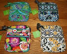 NWT Vera Bradley MINI HIPSTER cross body little purse bag shoulder tote wallet