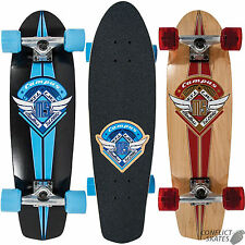 "MINDLESS ""Campus II"" Cruiser Complete 1970s Red or Blue Skateboard 28"" x 7.75"""