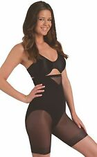 Thigh shaper control wear Miraclesuit shapewear S-2XL black ivory nude
