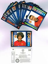 PANINI - Champions League 2013-14 Stickers #601 to #629 & 00 (Celtic,Finals etc)