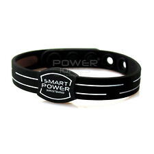 New Power Ionics Smart Removable Germanium Ions Sports Bracelet Wristband PT013