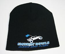 SMOKIN BOWLS GLAMIS SAND DUNES BEANIE HAT SAND CAR RAIL BUGGY JUST RIDE PISMO