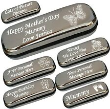 Personalised Glasses Case Christmas Gifts Daddy Grandad Dad Nanny Mummy Mum