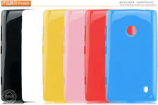 1 Quality TPU Gel Phone Cover Case Back Skin for Nokia Lumia 521 RM-917 T-Mobile