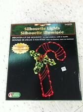 "Danson Decor CHRISTMAS LIGHT SCULPTURE X89650 18"" 6 DIFFERENT DESIGNS XMAS NEW"