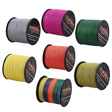 300M Agepoch Strong Dyneema Spectra Extreme PE Braided Sea Fishing Line / 50m FG