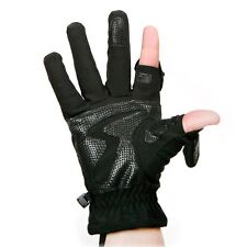 FINGER SHOOTING GLOVES Non Slip Camera Photographer Winter Travel Outdoor Sports