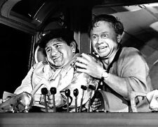 Mickey Rooney & Buddy Hackett [1018774] 8x10 photo (other sizes available)