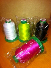 5000m Isacord thread any  COLOR (colors 0703-1305)