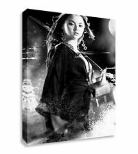 MIHO SIN CITY MOVIE CONTEMPORARY CANVAS PRINT POSTER MODERN DESIGN MANY SIZES