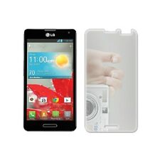 Mirror LCD Screen Protector Cover Film Guard for LG Optimus F7 LG870 US780