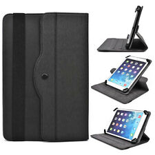 "Kroo RKa Rotating Universal Adjustable Folio Stand Cover for 7"" Tablets"