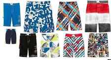ARIZONA BOYS SWIM BOARD SHORTS MULTIPLE PATTERNS AND SIZES MSRP$18 NEW WITH TAGS