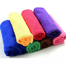 Super Water Absorbent Microfiber Cleaning Towel Car Wash Clean Cloth 30x70cm