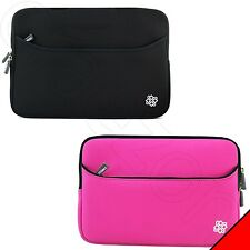 KOZMICC Neoprene Carry Sleeve Pouch Case Cover Bag for Tablets / e-Readers