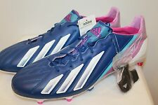 NEW NWT ADIDAS F50 ADIZERO XTRX SG LEATHER  SOCCER/FOOTBALL MEN'S CLEATS 13 13.5
