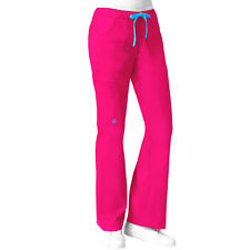 MEDICAL PASSION PINK MAEVN STRETCH MULTI  POCKET CARGO PANT (NEW, SIZES XS -2XL)