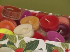 PARTYLITE 12PK TEALIGHTS CHOOSE YOUR SCENT WOW