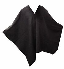 NEW BLK DNM NYC WOOL CAPE 5 OS