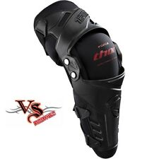 Thor Force Knee Guards Protection Black Available: Small Large XLarge & XXlarge