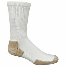 Copper Sole New Ultimate Protection Athletic Cushioned Non Binding Crew Sock