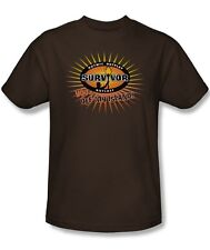 Survivor TV Show Logo Outwit Outplay Off My Island Tee Shirt Adult Sizes S-3XL