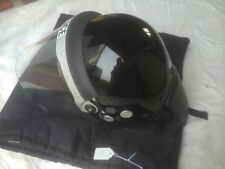 British police BLACK riot helmets, EXCELLENT condtion, sizes, security
