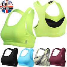 Armatura Seamless Sports Bra Ladies Fitness Workout Yoga Gym Wear Crop Top