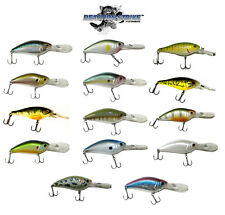REACTION STRIKE XSD 77 CRANKBAITS various colors