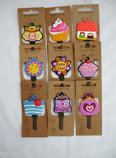Key Cap Cover Princess, Icecream, House, Flower,  Friend, Cupcake, Handbag, shop