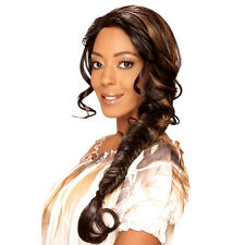 Hollywood SiS Synthetic French Braid Lace Wig - Taylor