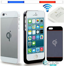 Coque Recepteur Chargeur Qi Charging Receiver Case iPHONE 5/S Galaxy S4 Charger